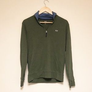 Vineyard Vines Half Zip Pullover